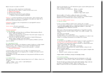 Réponse à un acte d'accusation (vers 29-67) - Les Contemplations (Victor Hugo)