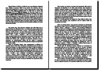 Fable ou Histoire (Victor Hugo)