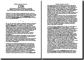 Analyse d'une oeuvre : Fernand Léger, Les plongeurs II