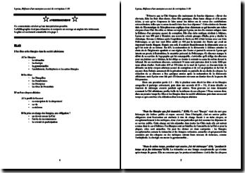 Lysias, Défense d'un anonyme accusé de corruption (1-10)