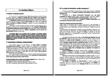 La doctrine Jdanov