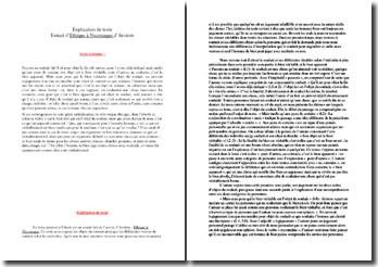 Aristote, Ethique à Nicomaque, Livre III, 6, 1113a 15-1113b 2