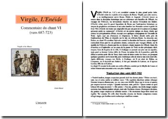 Virgile, Enéide, chant VI