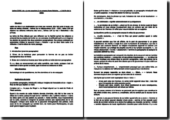 Montesquieu, Lettres persanes, Lettre CXXV