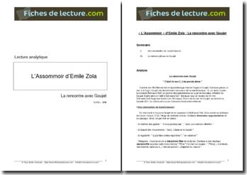 Emile Zola, L'Assommoir, La rencontre avec Goujet