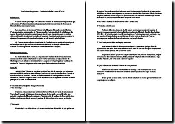 Choderlos de Laclos, Les Liaisons dangereuses, Lettres 47 et 48