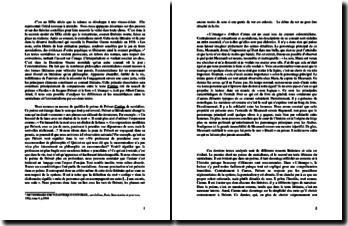 Dissertation comparative de Cortège de Prévert et de L'Etranger de Camus