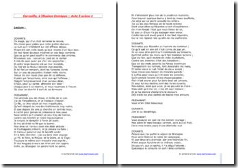 Corneille, L'Illusion Comique, Acte I Scène 1