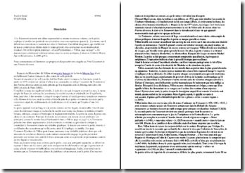 Francois Villon, Le Lais, Le Testament et Les Poésies Diverses