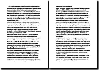 Le succès et la censure de L'Encyclopédie ou Dictionnaire raisonné des sciences, des arts et des métiers