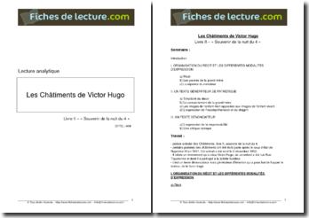 Hugo, Les Châtiments, Livre II : Souvenir de la nuit du quatre
