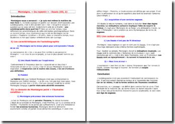 Montaigne, Essais, Du repentir (III, 2)