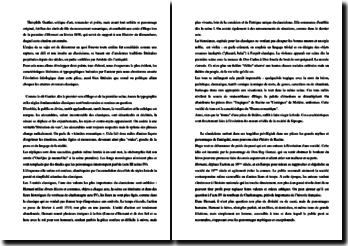 Hugo, Hernani : une pichenette sur le nez du classicisme ?