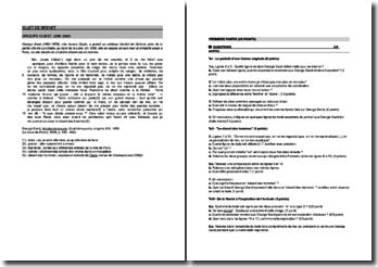 Sujet de brevet de juin 2005 : proposition de correction