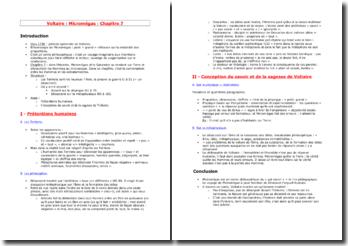 micromégas chapitre 7 dissertation