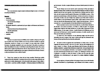 Marivaux, La Dispute, Acte I scènes 1 et 2