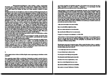 Corneille, La Place royale : dissertation