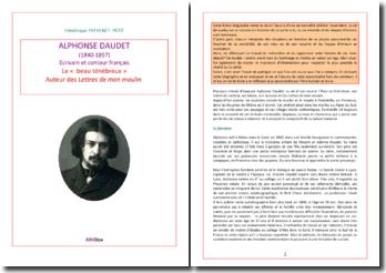 Alphonse Daudet, conteur des Lettres de mon moulin