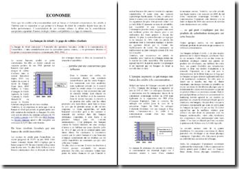 La banque de détails en France, vecteur de solides résultats