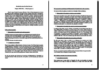 Les frères Goncourt, Germinie Lacerteux, Chapitres LXIX et LXX