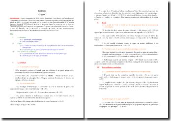 Baudelaire, Les Fleurs du Mal, Le Cygne (commentaire composé)