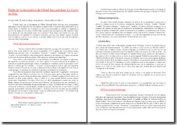 Etude de la description de l'Hôtel Saccard dans La Curée de Zola