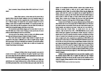 Scudéry, Didon (Extrait allant de l'acte III scène 3 à l'acte IV scène 3)