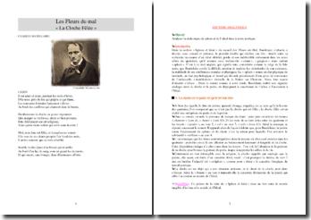 Baudelaire, La Cloche fêlée : explication de texte