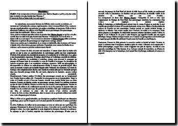 dissertation therese raquin naturalisme