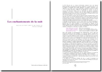 De Beaujeu, Le Bel inconnu : étude des vers 4461 à 4691 (commentaire)