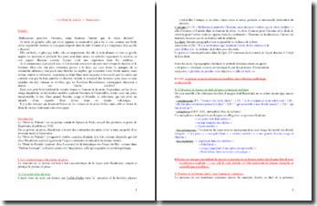 Baudelaire, Le Désir de peindre, extrait de Spleen et Ideal