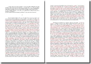 Camus, La Chute et Amsterdam (dissertation)