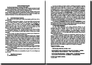 Baudelaire, Le joujou du pauvre (commentaire)