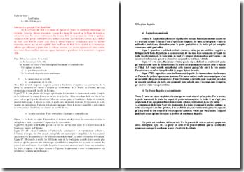 Baudelaire, Les foules, tiré de Le Spleen de Paris : commentaire