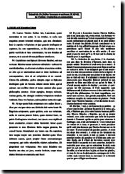 Cicéron, De finibus bonorum et malorum, II, 63-65 : traduction et commentaire (comparaison entre Balbus et Regulus)