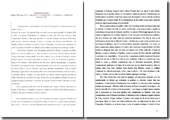 Aragon, Aurélien, Chapitre XXI (extrait)