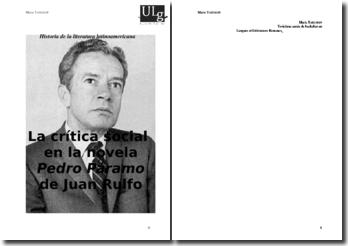 La crítica social en la novela Pedro Páramo de Juan Rulfo