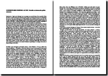 Nicolas Gogol, Le Nez : commentaire
