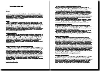 Abbé Poiret, Lettres de Barbarie, Lettre II : commentaire