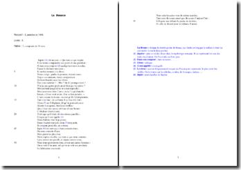 La Fontaine, La Besace : étude analytique basée sur l'argumentaire des animaux