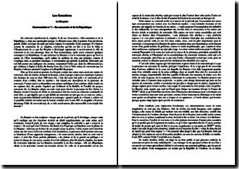 La Bruyère, Caractères, Partie 10 : Du souverain et de la République - Remarque 35 : commentaire
