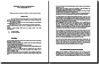 Sénèque, Lettres à Lucilius, Lettre 47 : commentaire