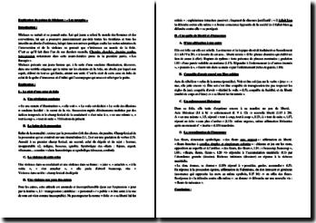 Henri Michaux, Chemins cherchés, chemins perdus, transgression, Les ravagées : commentaire