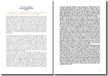 La Bruyère, Caractères : registre utilisé et rapport avec les lecteurs