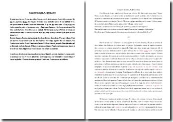Nina Bouraoui, Garçon manqué, Extrait : commentaire composé