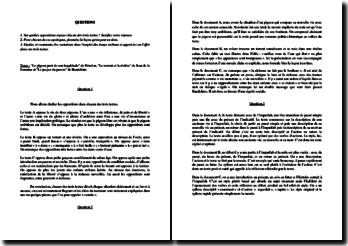 Etude de corpus : l'efficacité des apologues