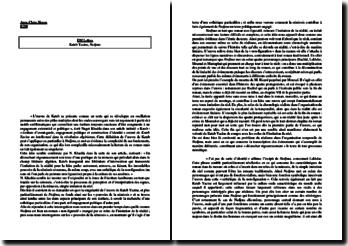 Kateb Yacine, Nedjma : les pouvoirs de la sémiosis
