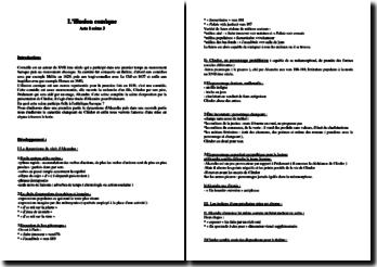 Corneille, L'illusion comique, Acte I scène 3 : plan détaillé de commentaire