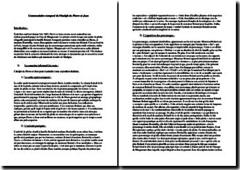 Maupassant, Pierre et Jean, Incipit (chapitre 1) : commentaire composé