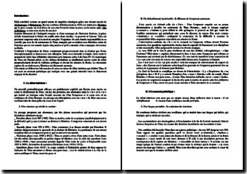 Racine, Bérénice, Acte IV scène 4 (vers 987 à 1013)
